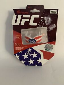 Official Ufc Brand Usa Mouthguard Adult.