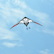 180*75cm stunt kite dual line kite sports kite for /family/children/fly/gift