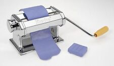 Darice Polymer Clay Press Fimo Sculpey Flatter Conditioning Pasta Machine New