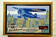 1929 Lockheed Air Express True Value Die-Cast Metal Plane Bank Ertl B532
