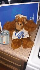 NEW WITH TAGS VINTAGE 1988 COOKIN WITH ALF PUPPET PLUSH BURGER KING