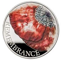 2018 REMEMBRANCE DAY GB Silver Proof Coin
