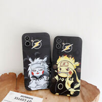 Cartoons Cute Anime Funny Fall Proof Phone Case For iPhone 11 12 Pro Max Mini