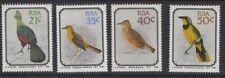 SOUTH AFRICA SG710/3 1990 BIRDS MNH