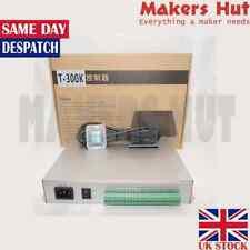 T-300K Controller SD Card Online VIA PC RGB Full Color LED 8 Ports 8192 Pixels