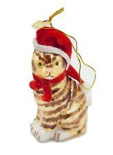Kurt S Adler Ksa American Shorthair Kitty Cat Christmas Tree Ornament