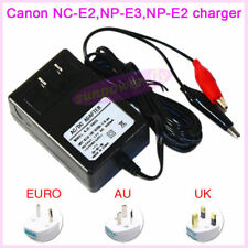 NC-E2 NP-E3 NP-E2 Battery Charger + US Plug For Canon EOS 1D 1DS MarkⅡ camera