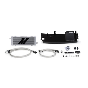 Mishimoto Silver Oil Cooler for 16+ Ford Focus RS - MMOC-RS-16SL