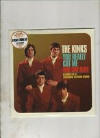 "THE KINKS You Really Got Me 7"" w/PS 60s GARAGE R&B Ray Davies"