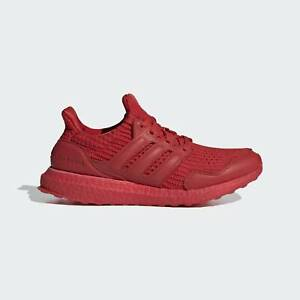 Women's adidas UltraBOOST S&L TRIPLE RED OCTOBER LUSH ALL FX1334 Running Gym