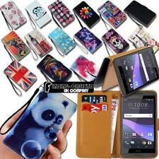 For Various HTC SmartPhones Leather Smart Stand Wallet Case Cover