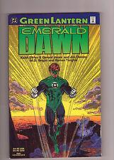 Green Lantern TPB - Trade Paper Back Emerald Dawn - 1991 (Grade 9.2) WH
