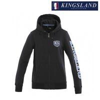 Kingsland Jankee Unisex Junior Zip Jacket Top Hoody (134-CH-461) RRP £65 SALE