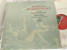 MAHLER Symphony 4 Paul Kletzki Emmy Loose Angel mono LP