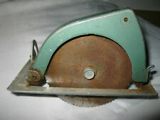 Vintage Montgomery Ward Saw Attachment For Use With Electric Drill 84-3290