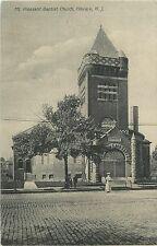 The Mount Pleasant Baptist Church, Newark NJ 1908