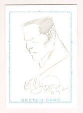 Colossus from the X-Men Card Art - 2007 art by Billy Tan Comic Art