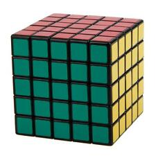 New 5x5x5 Speed Ultra-smooth ShengShou Magic Cube Puzzle Twist Black