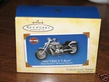 2002 VRSCA V-Rod Harley Davidson Hallmark Ornament MIP **Great for Collectors**