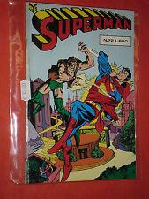 SUPERMAN SELEZIONE-ALBI CENISIO  N°72-DEL 1982+ENTRA HO DISPONIBILI-ALTRI NUMERI