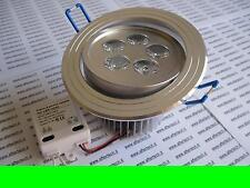 VERDE FARETTO DA INCASSO LED 5X1w 5w LUCE ORIENTABILE 220v 230v AC