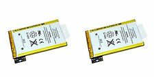 Lot of 2 iPhone 3GS OEM Original Replacement Battery 1220mAh 616-0435 16GB 32GB