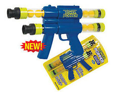 *NEW* WAHU Britz BMA369 Power Popper Double Barrel Air Powered Soft Ball Shooter