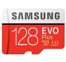 Samsung 128GB EVO Plus Class 10 Micro SD MicroSDHC 95MB/s TF Memory Card Full HD