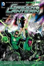 Green Lantern: The Wrath of the First Lantern [The New 52]