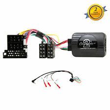 CTSRN003 Controles Del Volante Cable Adaptador para Renault Kangoo 2000-2005