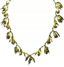 Tapestry Statement Necklace By Michael Michaud - Ours Exclusively! #8005
