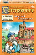 Schmidt spiele Carcassonne Abtei und Bürgermeister Brettspiel