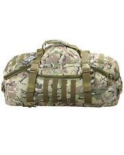 Les opérateurs tactical 60 litres militaire armée duffle sac à dos avec molle