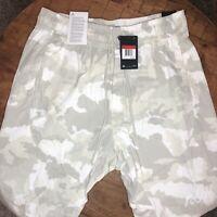 Nike Camo Joggers Sportswear NSW Summit White 930253-121 Mens Size Large