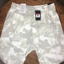 Nike Camo Joggers Sportswear NSW Summit White 930253-121 Mens Size Large