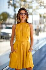 UK Womens Sleeveless Summer Casual sundress Ladies Evening Party Beach Dresses