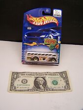 Hot Wheels Surfin School Bus #1 of 4 - Nathan's Smokin Bowl A Rama - 2000