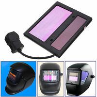 Solare Auto Casco Maschera Saldatura Lente Mask Automation Filter Protezione