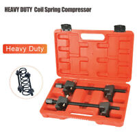 2PCS Coil Spring Compressor Clamp Car Truck Shocker Struts Replace Auto Tool Set