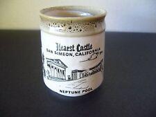 Vintage Hearst Castle Coffee Mug Cup SNCO Imports Japan San Simeon CA
