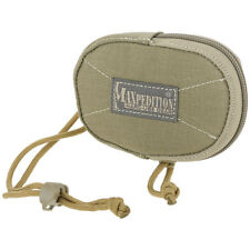 Maxpedition coin Purse Travel Wallet Argent Porte-clés Armée Poche Tactique kaki