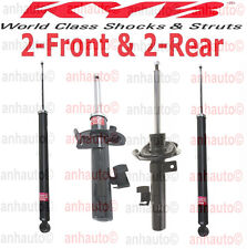 Set of 4 KYB Excel-G® Shocks/Struts Front & Rear  Mazda 3 Mazda 5