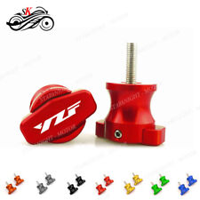 Aluminum Motorcycle Accessories 6 Colors Swingarm Spools Slider For Yamaha YZF