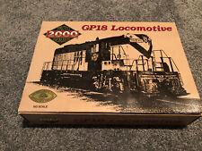 Proto Series 2000 GP18 Locomotive TP&W No. 8167