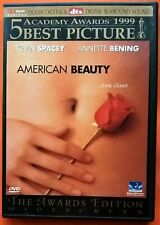 American Beauty Dvd Region 1 Kevin Spacey Annette Bening Birch Suvari Bentley