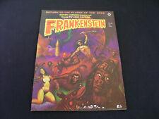 Castle of Frankenstein #23 Planet of the Apes Universal Monster