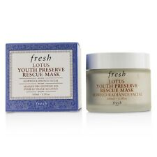 Fresh Lotus Youth Preserve Rescue Mask 100ml Womens Skin Care