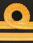 Official RN - Royal Navy RANK SLIDES - SHIRT / JUMPER All Ranks LT Capt Command