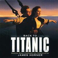 James Horner Titanic-Back to (soundtrack, 1998, feat. Céline Dion) [CD]