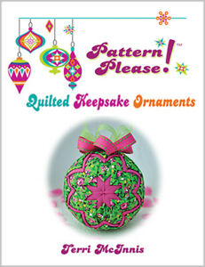 Pattern Please! Quilted Ornaments Pattern Book